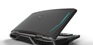 Acer Predator 21 Gaming-Laptop