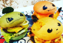 Pokemon-Burger